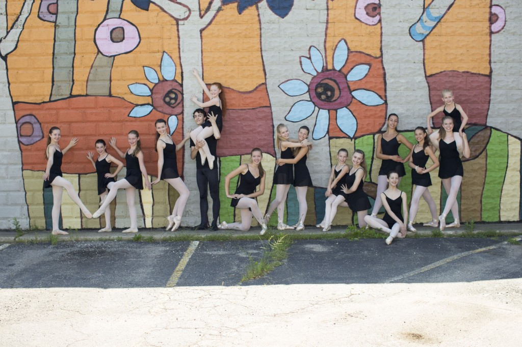 Summer Touring Company 2013